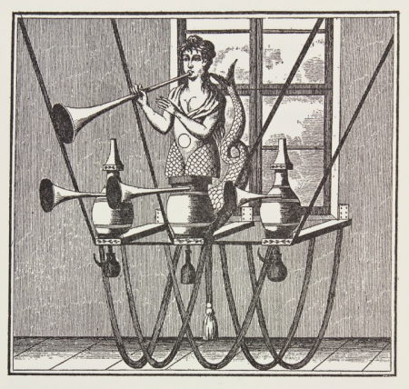 Image of automaton from v. 4, no. 4 of Jay's Journal of Anomalies""